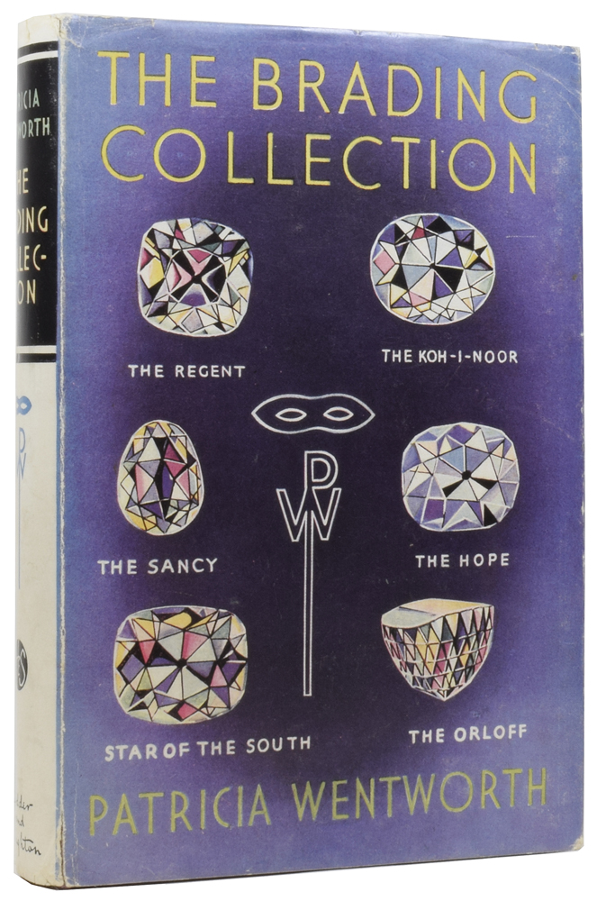 The Brading Collection. Patricia WENTWORTH, Dora Amy ELLES.