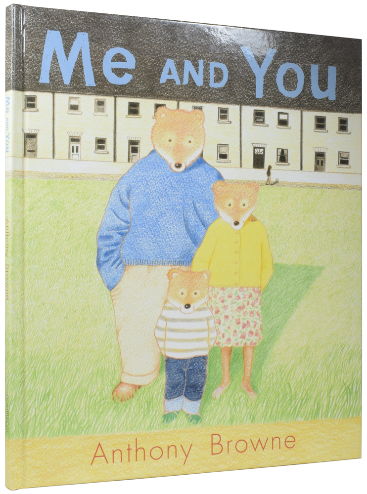 Me and You. Anthony BROWNE, born 1946.
