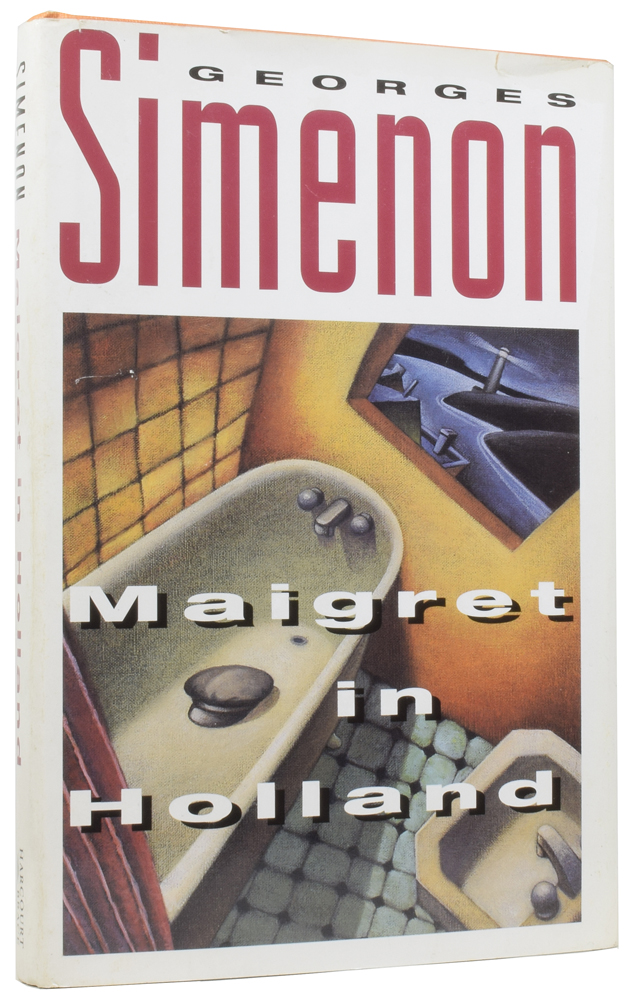 Maigret in Holland. Georges SIMENON, Geoffrey SAINSBURY.