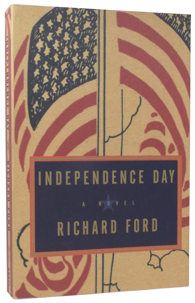 Independence Day. Richard FORD, born 1944.