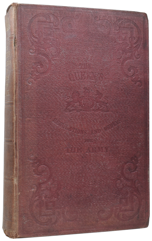The Queen's Regulations and Orders for the Army. Revised Army Regulations. Vol. II. ANONYMOUS.