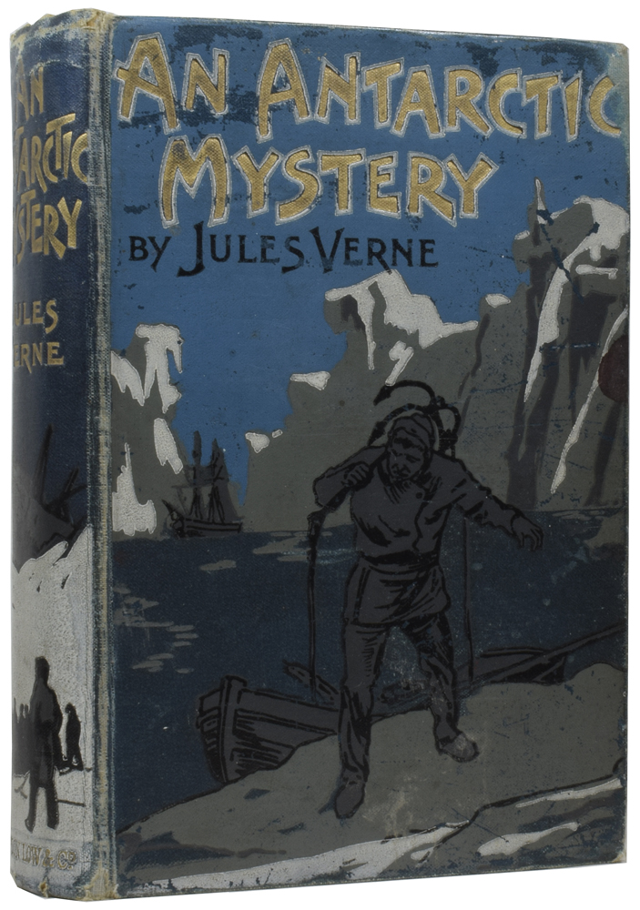 An Antarctic Mystery. Jules VERNE, Gabriel, Cashel HOEY, George ROUX.