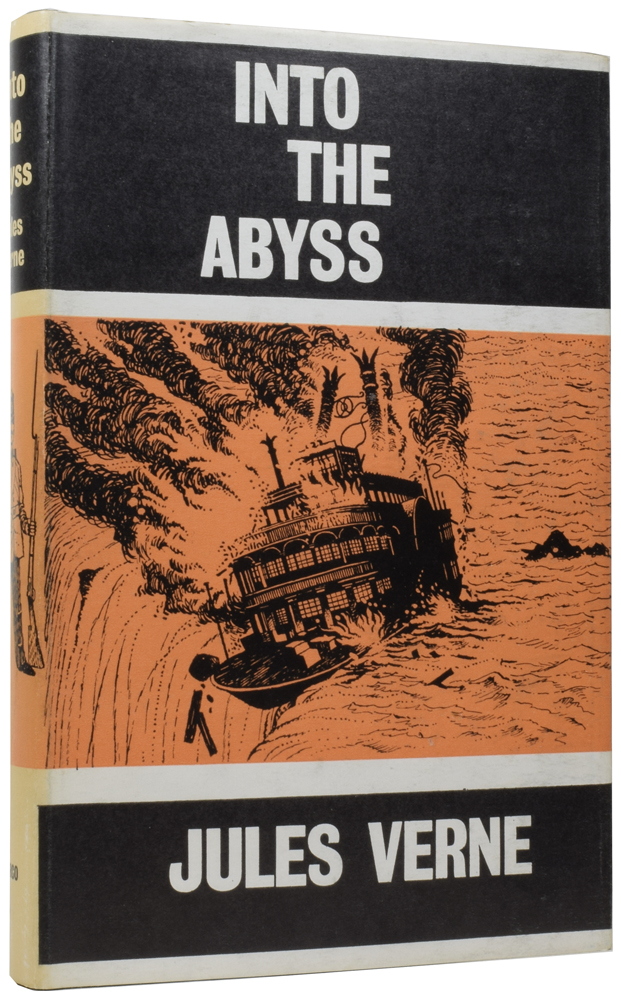 Into the Abyss. Part II of Family Without a Name. Jules VERNE, Gabriel, I. O. EVANS.