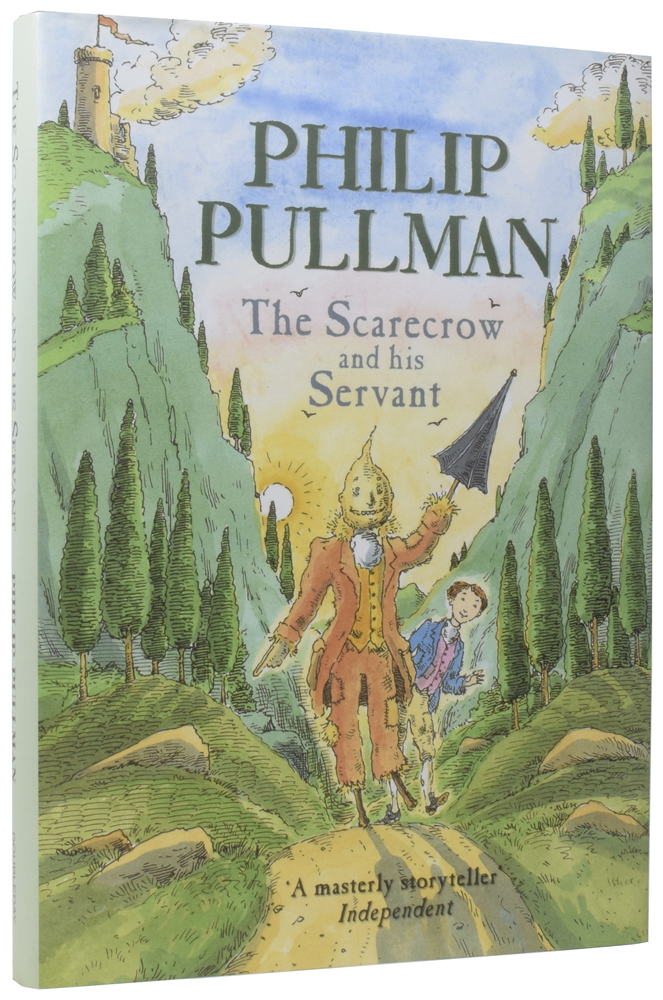 The Scarecrow and his Servant. Philip PULLMAN, born 1946, Peter BAILEY.