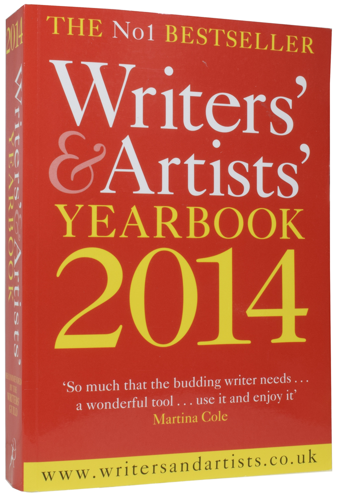 Writers' & Artists' Yearbook 2014. One Hundred and Seventh Edition. J. K. ROWLING, born 1965.