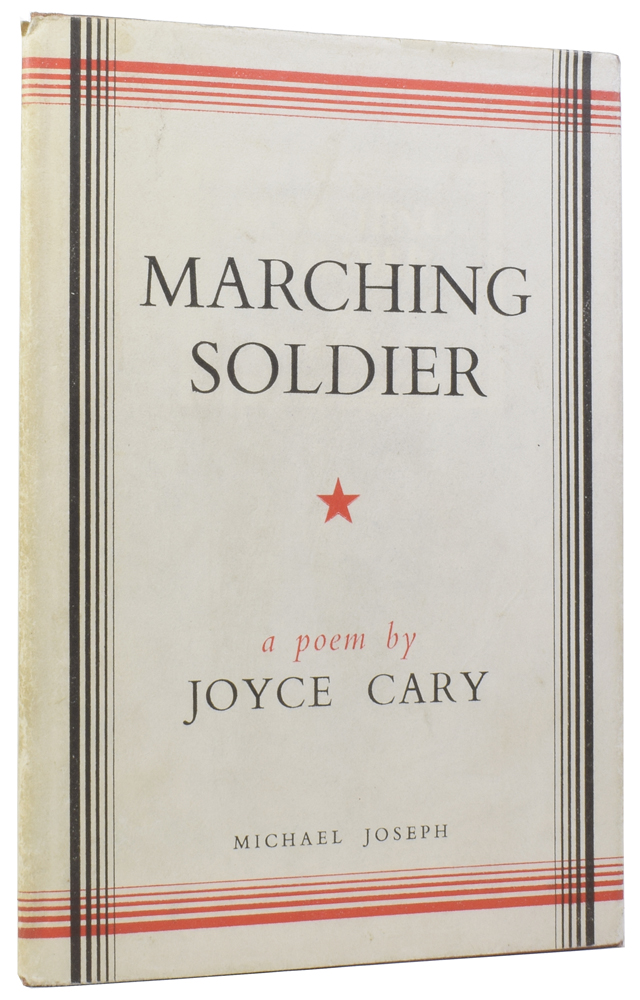 Marching Soldier. Joyce CARY.