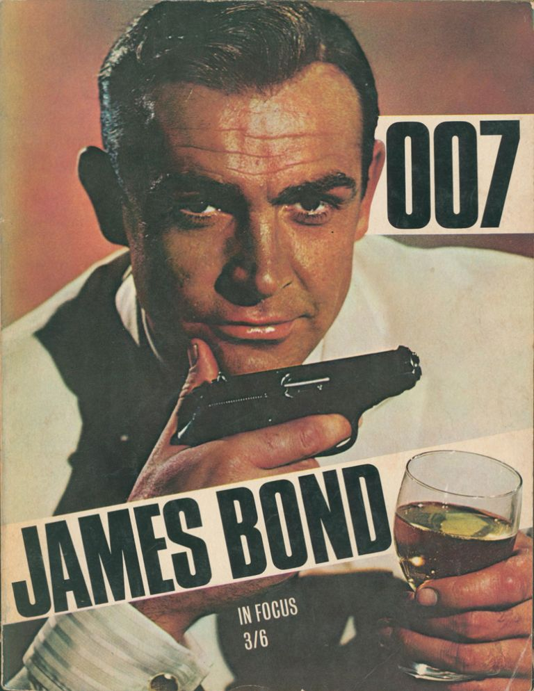 James Bond In Focus. Ian FLEMING, JAMES BOND FILM REFERENCE.