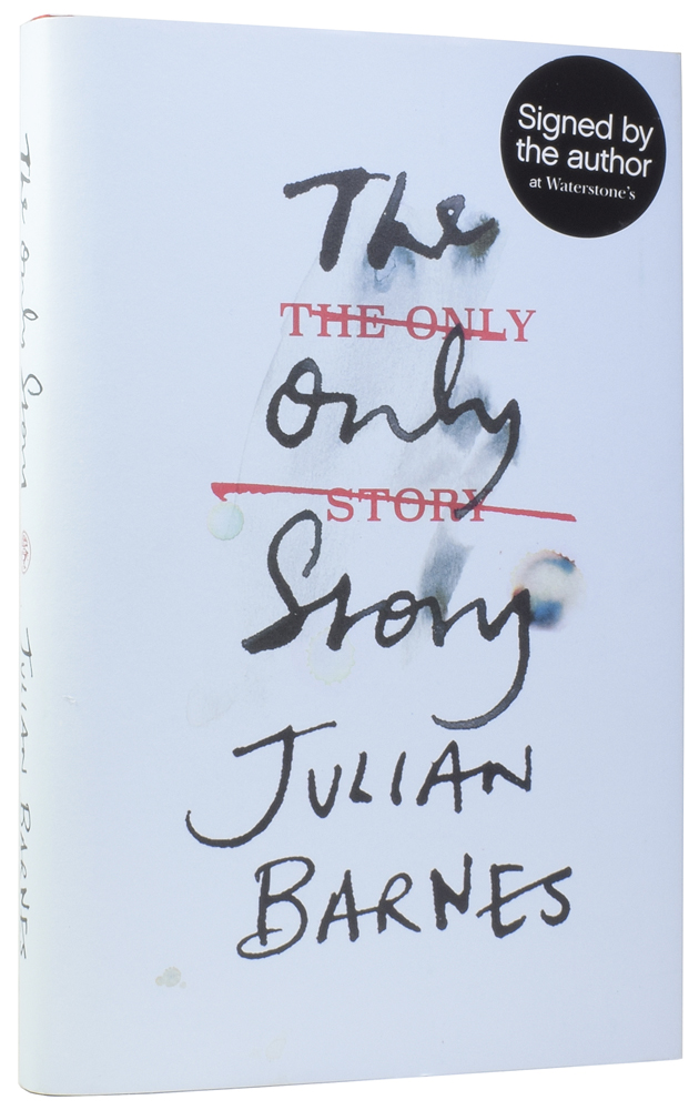 The Only Story. Julian BARNES, born 1946.