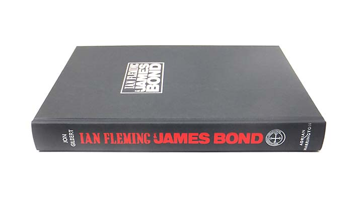 Ian Fleming and James Bond. Manuscripts in The Schøyen Collection Series 32. [Silver]. Jon GILBERT, born 1972.