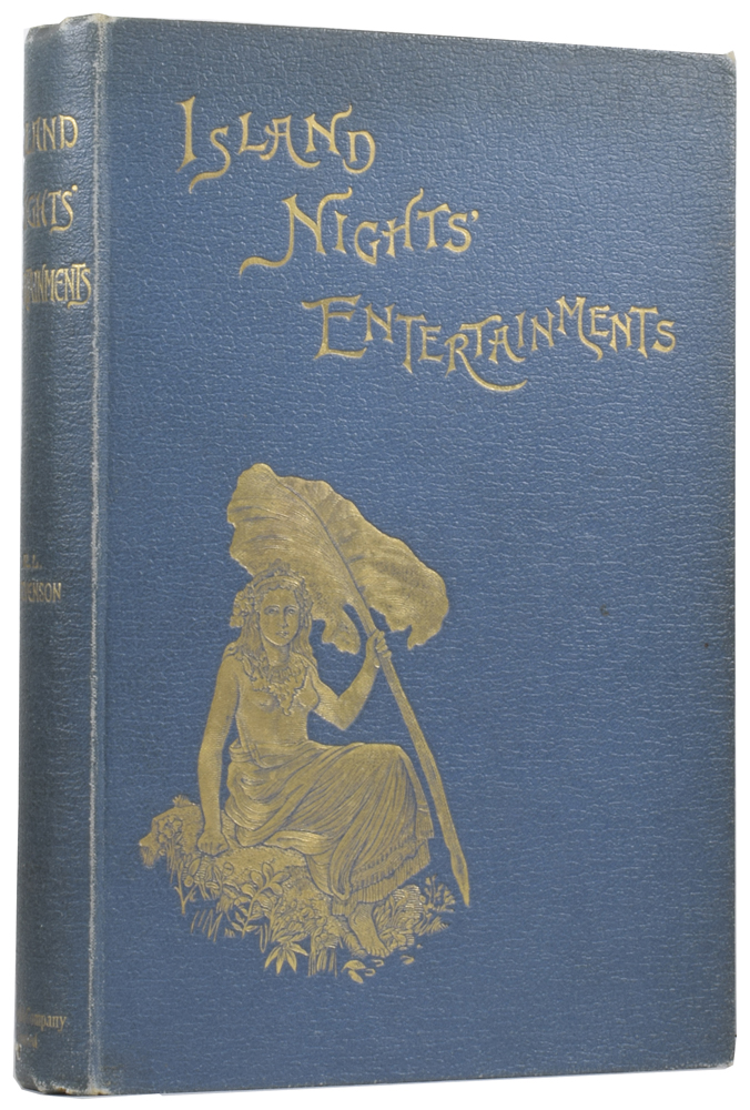 Island Nights' Entertainments. Consisting of The Beach of Falesa, The Bottle Imp, The Isle of Voices. Robert Louis STEVENSON, Balfour.