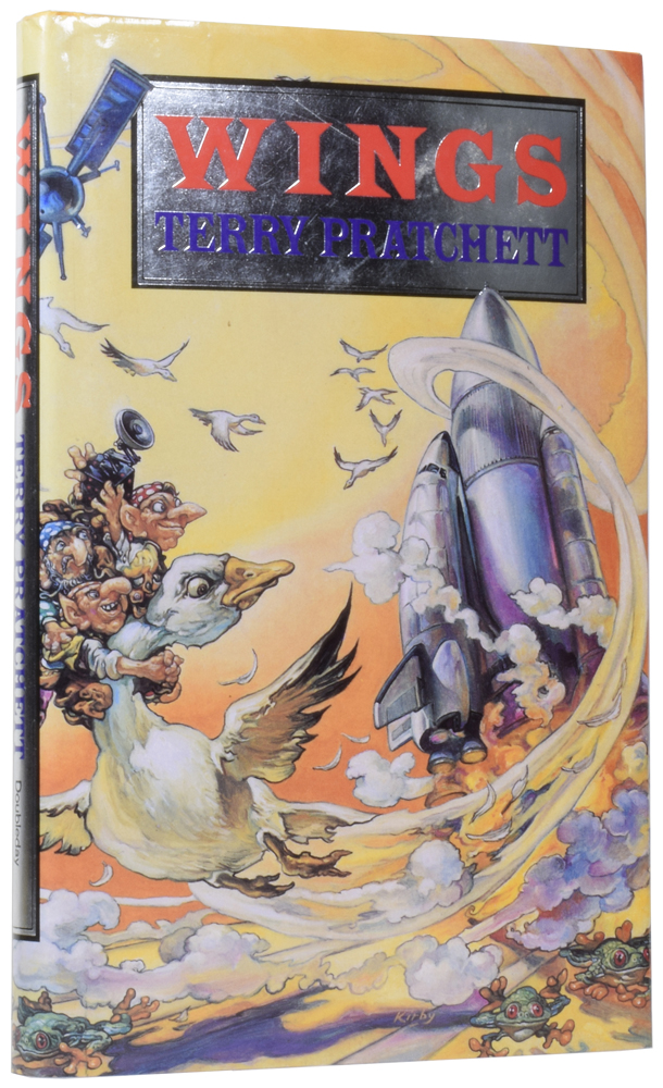 Wings. Wings, the Third Book of the Gnomes. Terry PRATCHETT, Sir.