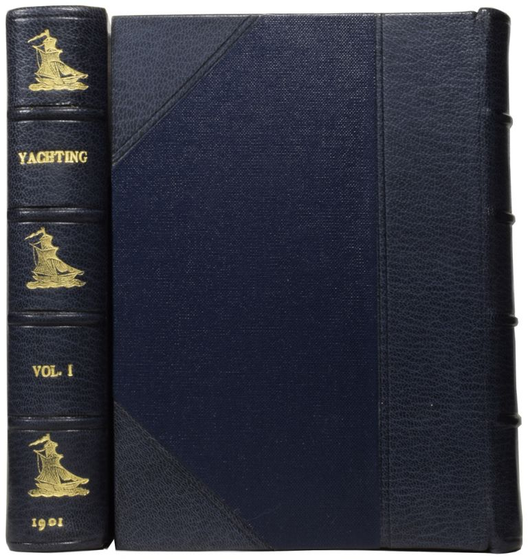 Yachting. With Illustrations by R.T. Pritchett and from Photographs. Badminton Library, Sir Edward SULLIVAN, Lord BRASSEY, C. E. SETH-SMITH, G. L. WATSON, R. T. PRITCHETT, Sir George LEACH.