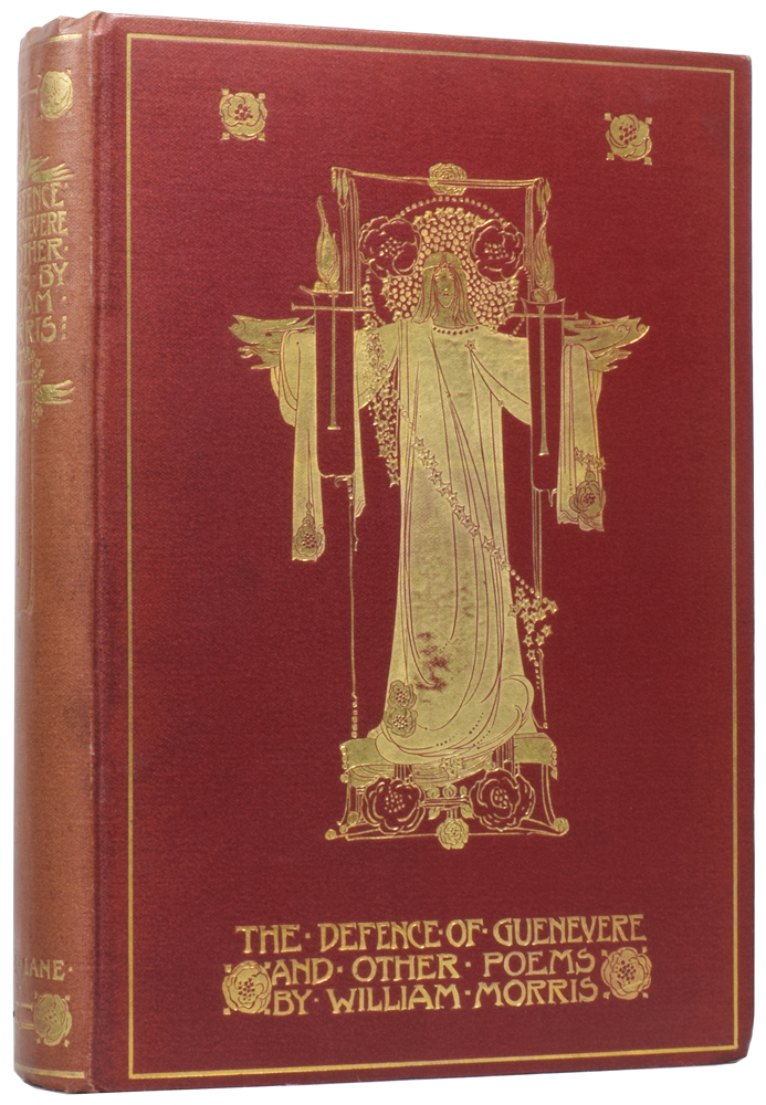 The Defence of Guenevere and Other Poems. William MORRIS, Jessie M. KING.