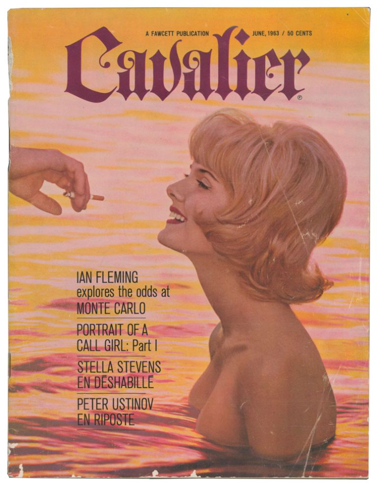 'Monte Carlo' contained within 'Cavalier' Magazine. Vol 13, No.120, June, 1963. Ian Lancaster FLEMING.