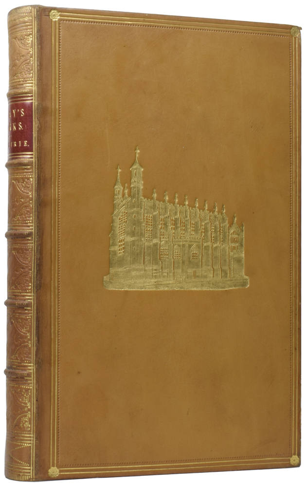 The Poetical Works of Thomas Gray, English and Latin. Illustrated. Rev. John MITFORD, George HOWARD, 7th Earl of Carlisle, Rev. John MOULTRIE, introduction, Charles W. RADCLYFFE, E, S. WILLIAMS, illustrators SLY, E., Thomas GRAY.