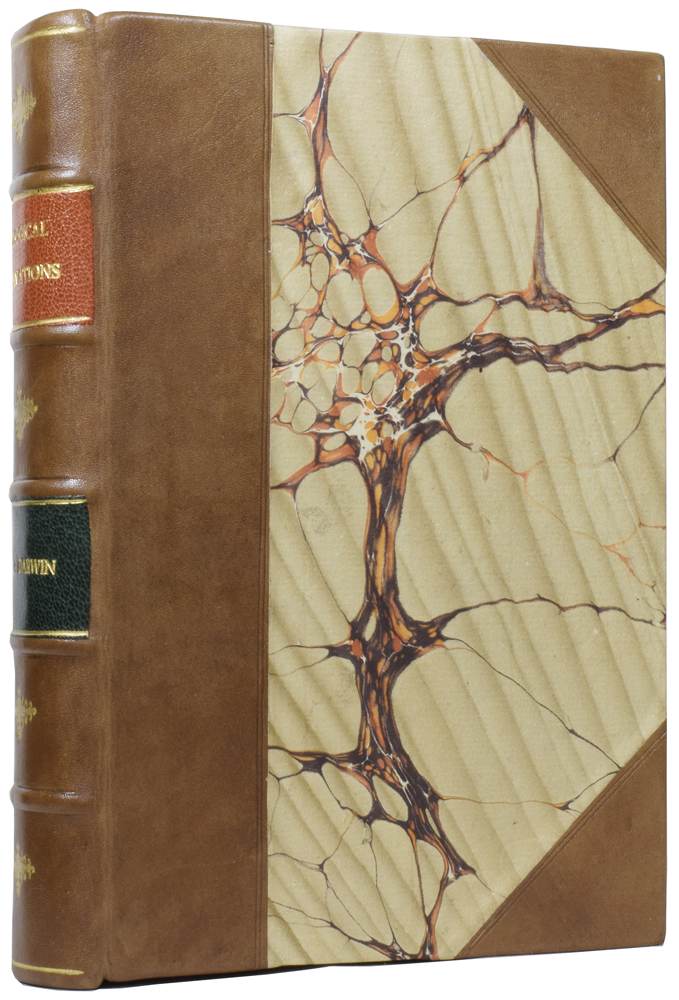 Geological Observations on the Volcanic Islands and Parts of South America. Selected Works of Charles Darwin: Westminster Edition. Charles DARWIN.