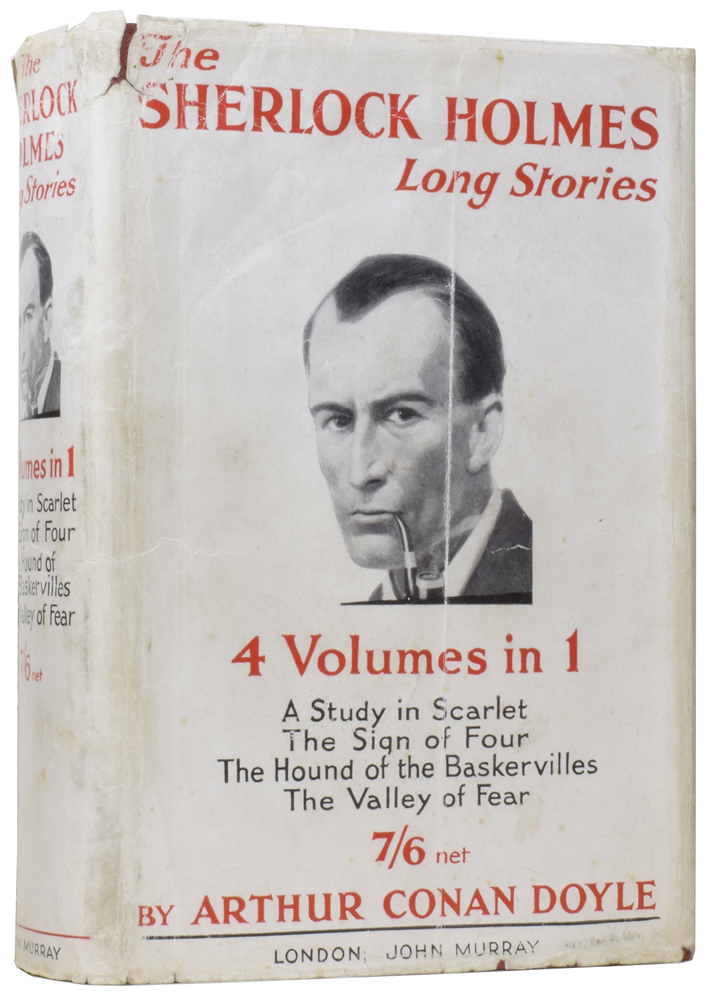 The Complete Sherlock Holmes Long Stories (A Study In Scarlet, Sign of Four, Hound of the Baskervilles and The Valley of Fear). Arthur Conan DOYLE, Sir.