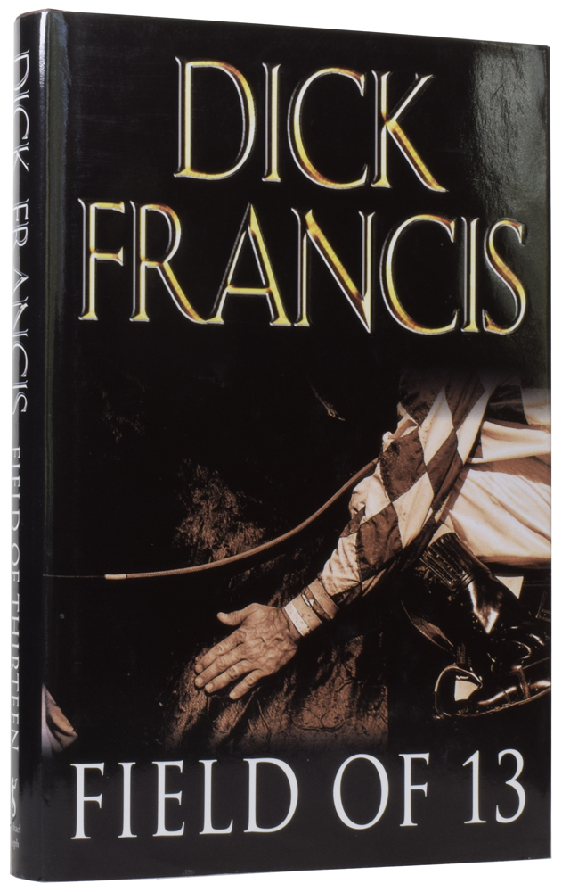Field of 13. Dick FRANCIS.