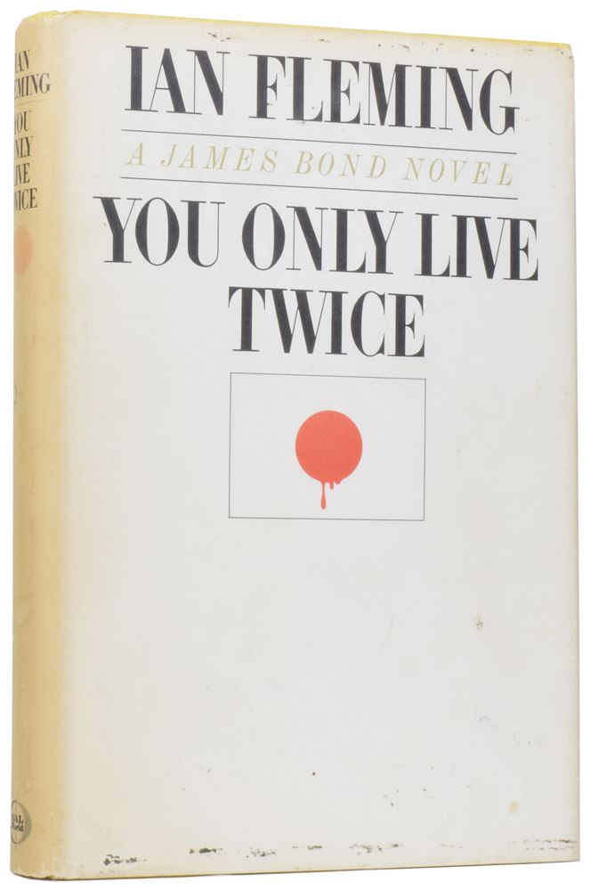 You Only Live Twice. Ian Lancaster FLEMING.