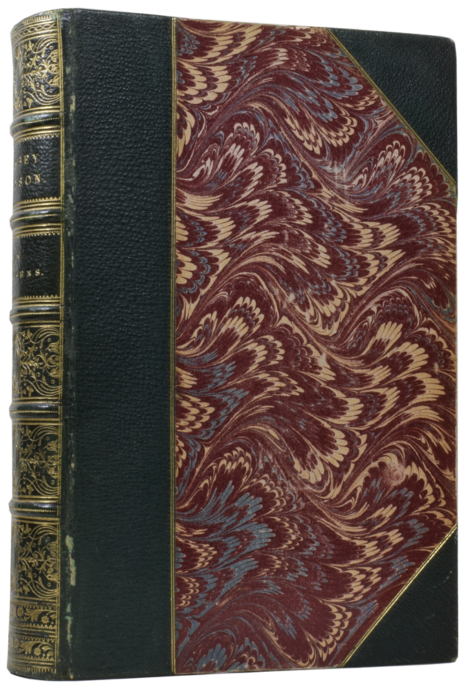 Dealings with the Firm of Dombey and Son, Wholesale, Retail and for Exportation. PHIZ, H K. BROWNE, Charles DICKENS.