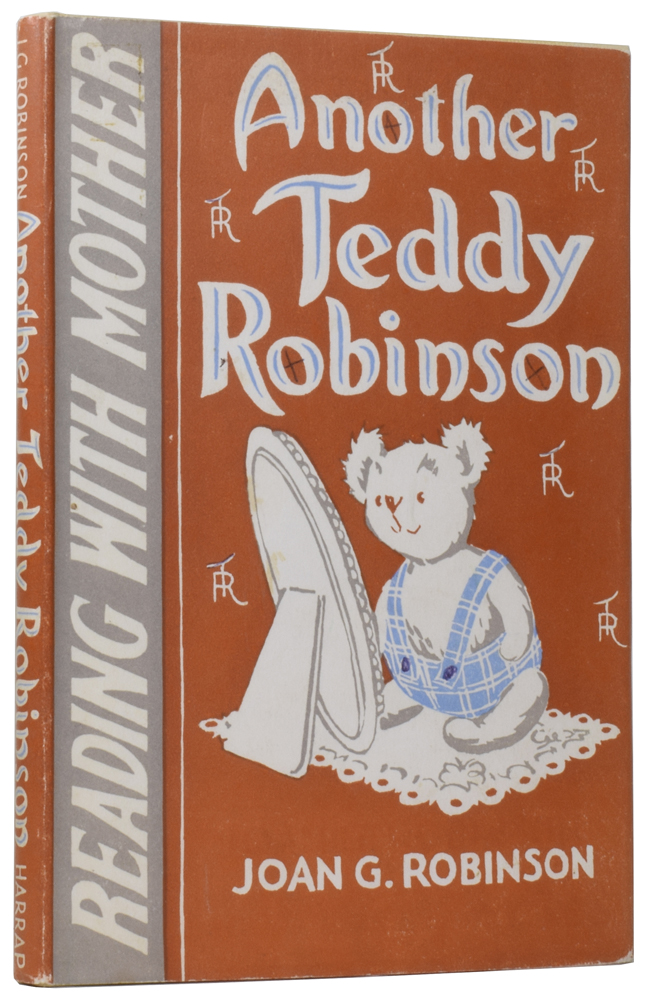 Another Teddy Robinson. Reading with Mother Series. Joan G. ROBINSON.