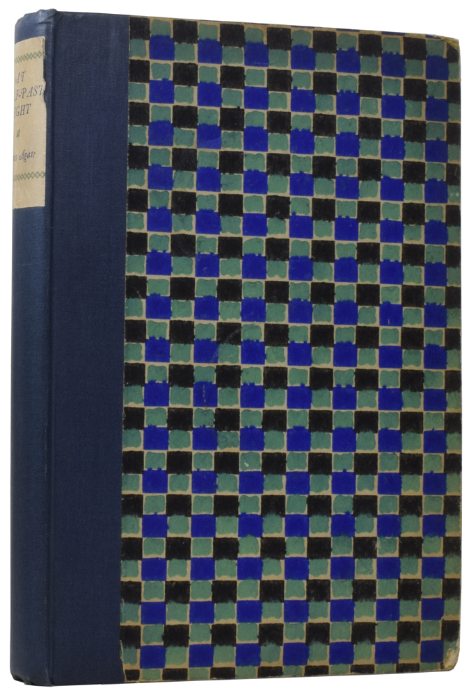 At Half-Past Eight: Essays of the Theatre 1921-1922. James AGATE.