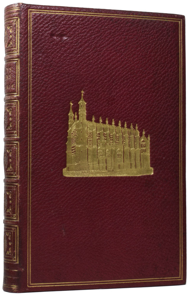 The Poetical Works of Thomas Gray, English and Latin. Illustrated. Rev. John MITFORD, Rev. John MOULTRIE, introduction, Charles W. RADCLYFFE, E, S. WILLIAMS, illustrators SLY, E., Thomas GRAY.