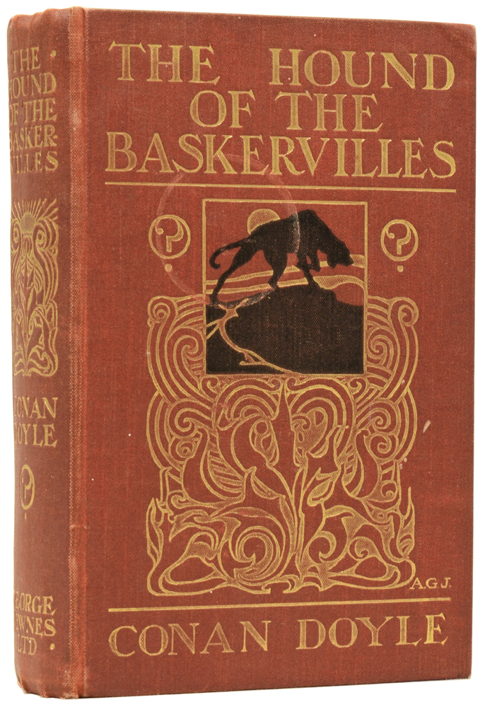 The Hound of The Baskervilles. Arthur Conan DOYLE, Sir, Sidney PAGET.