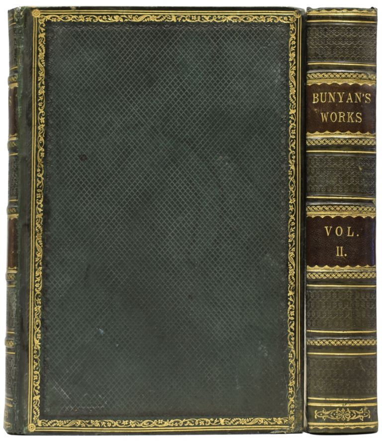 """Illustrated Edition of the Select Works of John Bunyan: with an original sketch of the author's life and times; and notes by the editor of """"Sturm's Family Devotions."""" Containing The Pilgrim's Progress; The Holy War; Grace Abounding to the Chief of Sinners; A Confession of My Faith; A Reason of My Faith; Jerusalem Sinner Saved; Come and Welcome to Jesus Christ; Differences in Judgement About Water Baptism; Peaceable Principles and True; The Life and Death of Mr. Badman; The Pharisee and the Publican; Bunyan's Last Sermon; Bunyan's Dying Sayings; The Life and Times of Bunyan. John BUNYAN."""