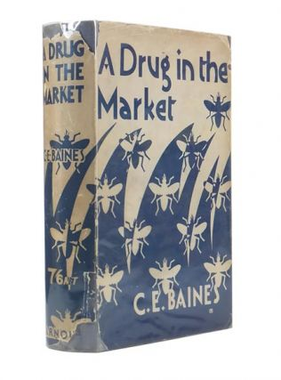 A Drug in the Market. Author of 'The Slip Coach', 'The Blue Poppy', 'The Down Train' and 'The...