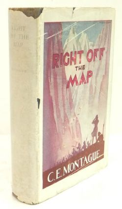Right Off The Map. C. E. MONTAGUE