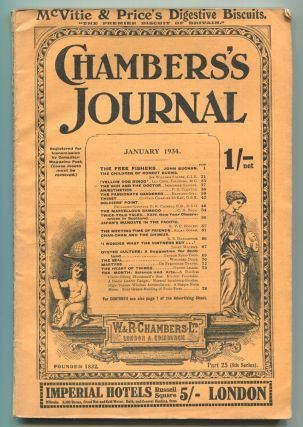 The Free Fishers, in Chambers's Journal. [7 Parts, first appearance]. John BUCHAN.