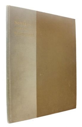 Sonnets from the Portuguese, by E.B. Browning. To which is prefaced a 'Little Journey' to the...