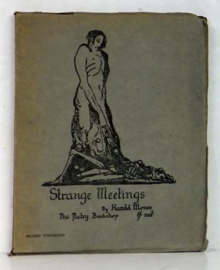 Strange Meetings. Harold MONRO