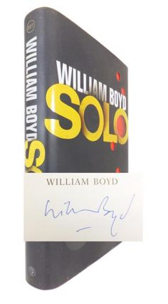 Solo [A James Bond Novel]. William BOYD, born 1952