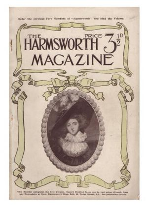 Man Overboard [in The Harmsworth Magazine no.6 for December 1898]. CHURCHILL, Sir Winston Spencer.