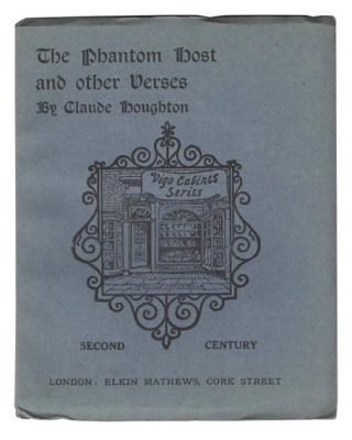 The Phantom Host, and Other Verses. Claude HOUGHTON