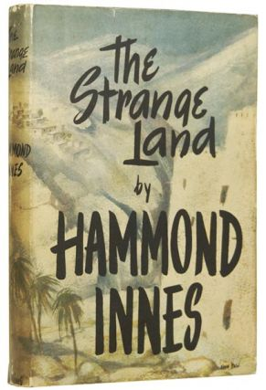 The Strange Land. Hammond INNES