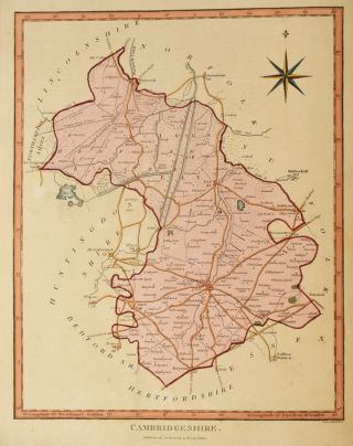 Magna Britannia: Being a Concise Topographical Account of the Several Counties of Great Britain....