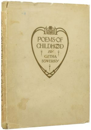 Poems of Childhood. Githa SOWERBY, Millicent SOWERBY