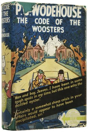 The Code of the Woosters. P. G. WODEHOUSE, Pelham Grenville
