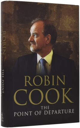 The Point of Departure. Robin COOK