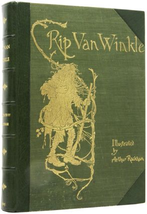 Rip Van Winkle. With drawings by Arthur Rackham. Washington IRVING, Arthur RACKHAM