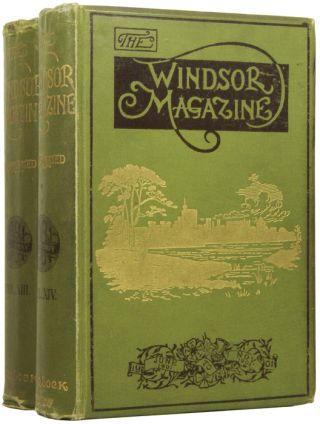 An Incident of African History [and] M.I. [in] The Windsor Magazine. Volumes XIII and XIV. Sir H....