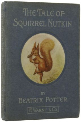 The Tale Of Squirrel Nutkin. Beatrix POTTER