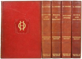 O. Henry Authorised Edition. [Complete Works of O. Henry]. O. HENRY
