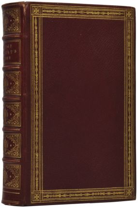 The Poetical Works of George Herbert. George HERBERT, A. B. Grosart