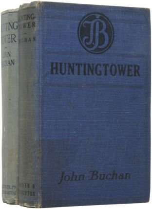 Huntingtower. John BUCHAN, 1st Baron Tweedsmuir