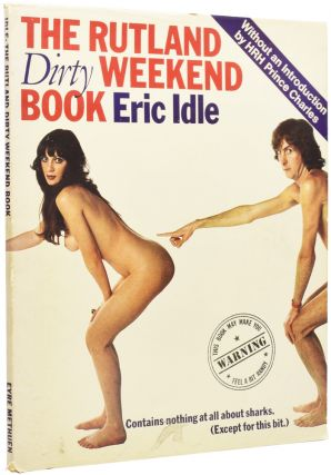 The Rutland Dirty Weekend Book. Eric IDLE, born 1943