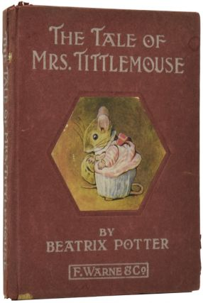 The Tale of Mrs. Tittlemouse. Beatrix POTTER